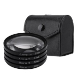Giá Bán Close Up 1 2 4 10 Macro Lens Filter Kit For Dslr Camera Black 52Mm Intl Vakind