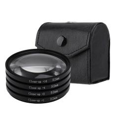 Bán Close Up 1 2 4 10 Macro Lens Filter Kit For Dslr Camera Black 52Mm Intl Vakind
