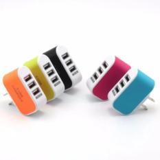 Hình ảnh Cốc sạc điện thoại đa năng 3 cổng USB
