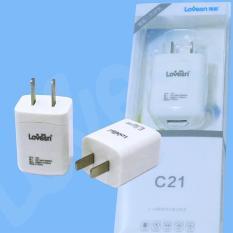Cóc sạc Điện thoại LOVESN C 21 chính hãng