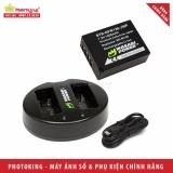 Mua Combo 1 Pin 1 Sạc Wasabi Np W126 Dung Cho Fujifilm X A10 X A3 X E2S X E3 X T20 X T1 X T2 X Pro2 X100F Rẻ