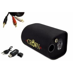 Combo Loa Crown Cap Bong Sen Thu Bluetooth Hồ Chí Minh Chiết Khấu 50