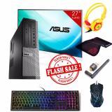 Bán Combo May Tinh Đồng Bộ Dell Optiplex 390 Dt Man Hinh Asus 27Inch Full Viền Core I7 2600 Ram 12Gb Hdd 2Tb Qua Tặng Hang Nhập Khẩu Trong Hồ Chí Minh