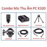 Giá Bán Combo Micro Thu Am Takstar Pc K320 Mới Rẻ