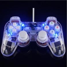 Hình ảnh COMBO Tay Game USB Trong Suốt Đèn Led