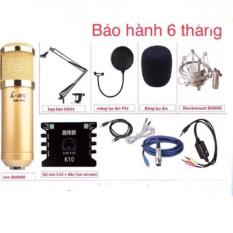 Chiết Khấu Combo Mic Thu Am Micro Ami Bm900