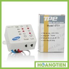 Hình ảnh Công tắc cảm ứng ánh sáng TPE ST01