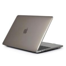 Hình ảnh Coosybo-phiên bản Mới (ra mắt), pha lê Cứng Bọc Cao Su Bảo Vệ dành cho Mac Macbook 13.3 inch, Màu Xám-quốc tế