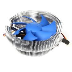 CPU Cooler Cooling Fan Heatsink for  775 1155 1156 AMD Intel - intl