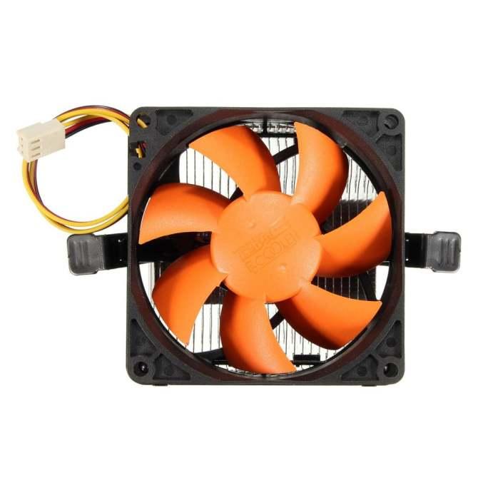 Quạt CPU Êm Mát Tản Nhiệt Cho Cpu Intel GA775 LGA1156X LGA1155 AMD AM2/2