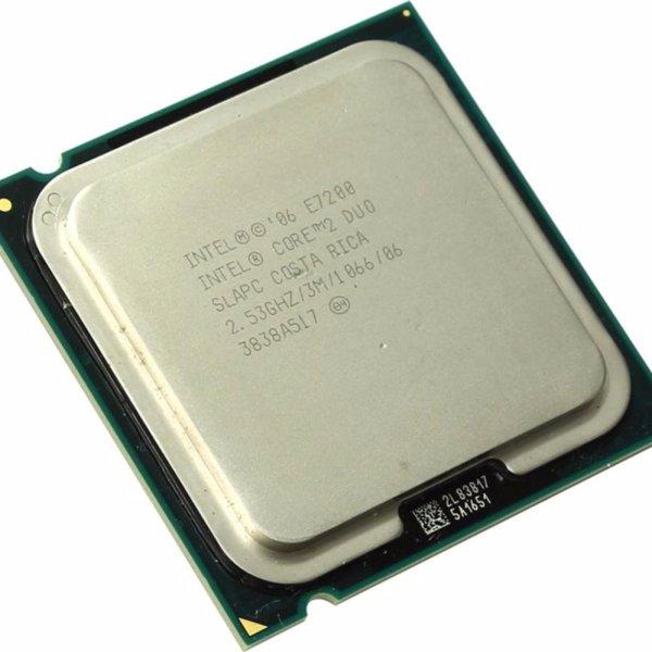 Giá CPU intel core e7200