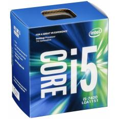 Hình ảnh CPU Intel Core i5-7400 3.0 GHz / 6MB / HD 630 Series Graphics / Socket 1151 (Kabylake)