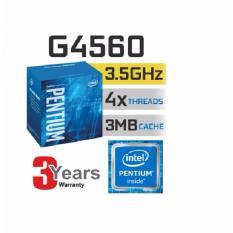 Bán Mua Trực Tuyến Bộ Vi Xử Lý Intel Cpu G4560 3 5Ghz 2 Loi 4 Luồng Hang Phan Phối Chinh Thức