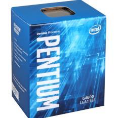 Giá CPU Intel® Pentium® Processor G4600 3M Cache, 3.60 GHz ( BOX)