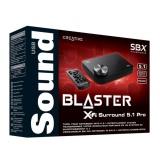 Bán Creative Soundblaster X Fi Surround 5 1 Pro Usb Audio System With Remote Sb1095