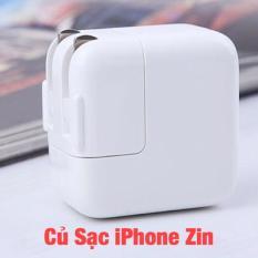 Củ Sạc iPhone Zin Xịn Bóc Máy