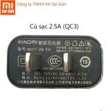 Mã Khuyến Mại Củ Sạc Nhanh 2 5A Xiaomi Quick Charge 3 Hồ Chí Minh
