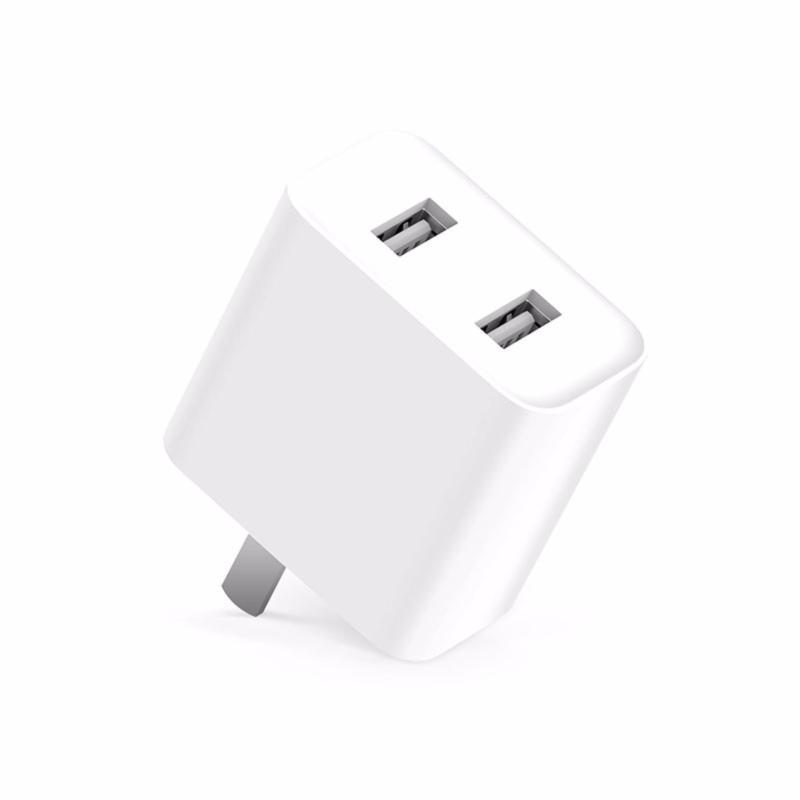 Củ Sạc Nhanh Xiaomi 2 USB QC 3.0 – Hàng nhập khẩu CDQ03ZM