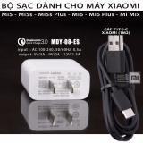 Bán Củ Sạc Nhanh Quick Charge 3 Xiaomi Mdy 08 Es Dung Cho May Xiaomi Mi6 Cap Xiaomi Type C 1M2 Hang Nhập Khẩu Trực Tuyến