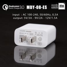 Củ sạc nhanh Quick Charge 3.0 Xiaomi MDY-08-ES theo máy Mi6 - hàng nhập khẩu
