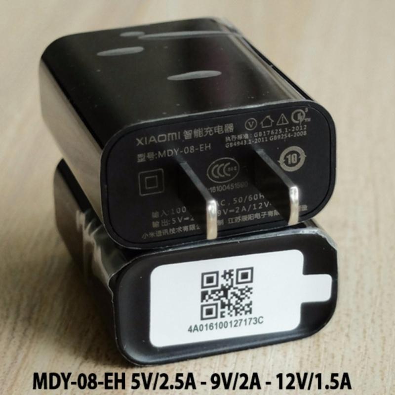 Củ sạc nhanh sử dụng cho Xiaomi Quick Charge 3.0 Mi 5 MDY-08-EH - Hàng nhập khẩu