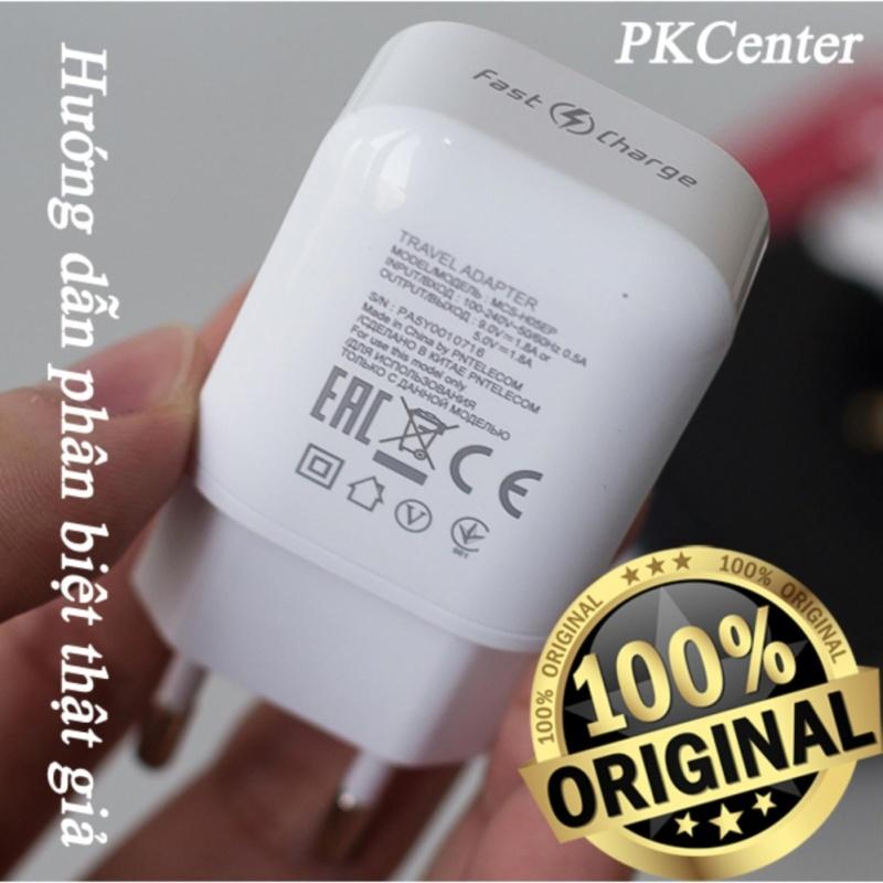 Giá Củ sạc nhanh zin máy LG V10 V20 V30 - Hướng dẫn phân biệt thật giả bới PKCenter