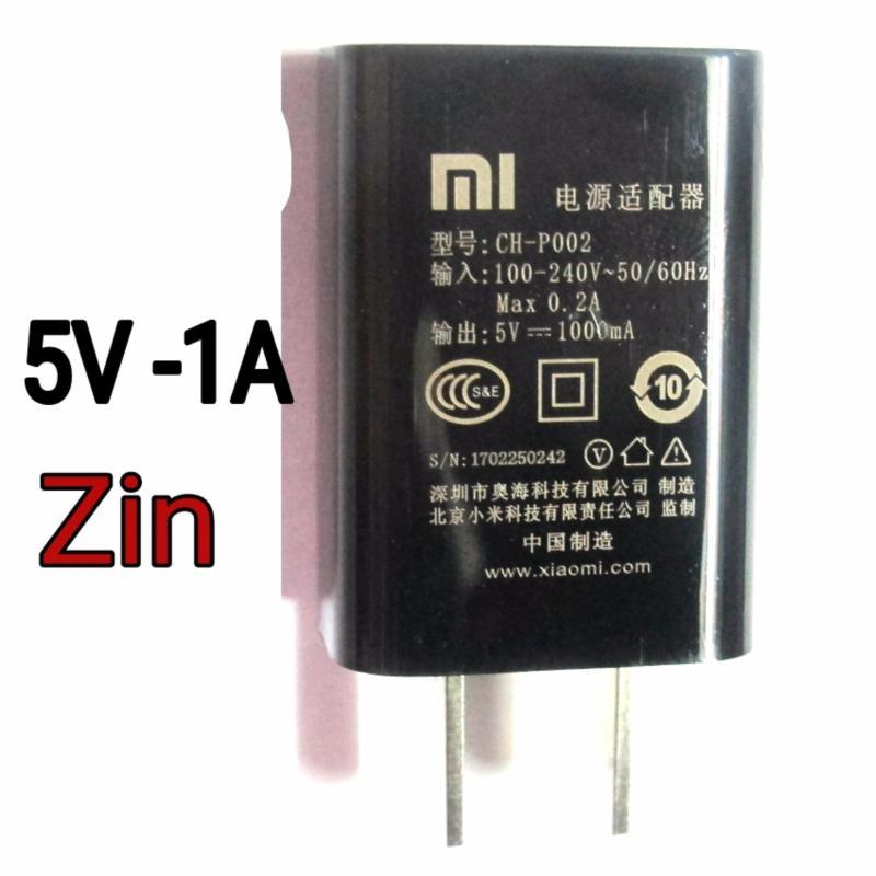 Củ Sạc Zin 5V -1A cho Xiaomi - Hàng nhập khẩu