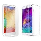 Cường lực cho Samsung Galaxy Note 3 + Ốp Lưng Dẻo Silicon