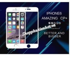 Cường Lực Full Màn Hình Glass Cho Iphone 6 6S Glass Chiết Khấu 40