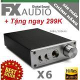 Bán Bộ Giải Ma Am Thanh Chất Lượng Cao Dac Fx Audio X6 New 2018 Tặng Ngay 299K Con Hang Nhập Khẩu