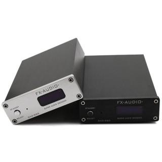 DAC giải mã cao cấp FX- audio SQ5 AKM PCM 192Khz 24bit - Fullbox - Chất lượng cao + Tặng dây optical 1.5m (Còn hàng) thumbnail