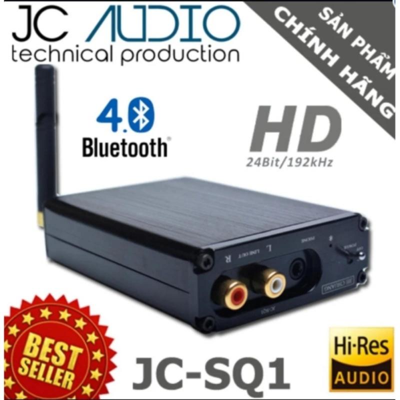 DAC nghe nhạc Bluetooth JC-SQ1 Model 2018 .(Còn hàng)