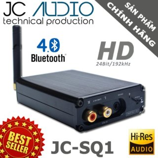 JC-SQ1 Model 2020 DAC nghe nhạc Bluetooth Hiệu Năng Cao thumbnail
