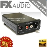 Giá Bán Dac Giải Ma Am Thanh Fx Audio X3 Chất Lượng Cao Hà Nội