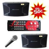 Giá Bán Dan Am Thanh Karaoke Botton Pa 1400
