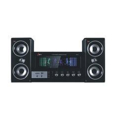 Dàn âm thanh tại nhà - loa vi tính hát karaoke có kết nối Bluetooth USB Isky - SK321