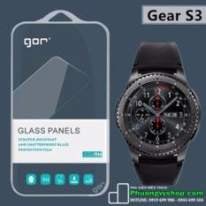 Hình ảnh Dán cường lực hiệu Gor cho Gear S3 (combo 3 miếng)