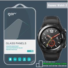 Ôn Tập Dan Cường Lực Hiệu Gor Cho Huawei Watch 2 Combo 2 Miếng Dan Gor
