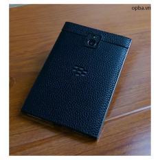 Dan Da Ione Blackberry Passport Da Bo Mau Đen Hồ Chí Minh