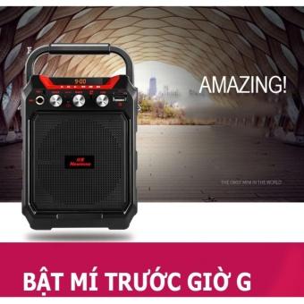 Dàn Loa Bluetooth - Loa di động karaoke không dây HAK99 0291, gia loa keo keo sony - Loa Kẹo Kéo Bluetooth  Bass Căng, Chắc, Âm thanh Trung Thực hành uy tín 1 Đổi 1 Bởi Hali Store