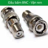 Đầu bấm BNC - Vặn ren