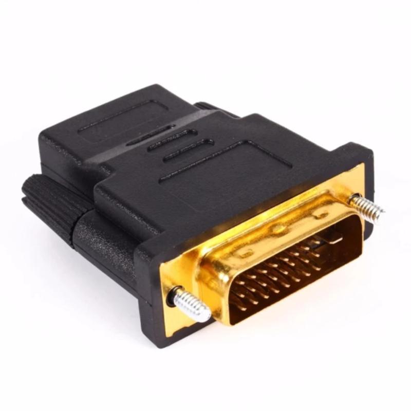 Bảng giá Đầu chuyển đổi DVI (24+1) cổng đực sang HDMI cổng cái Phong Vũ
