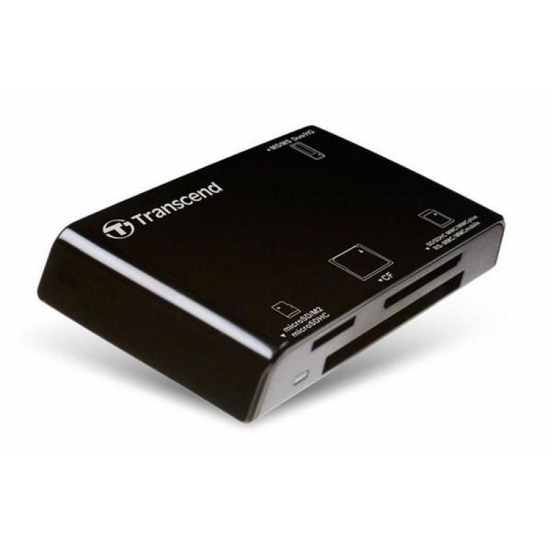 Đầu đọc thẻ nhớ All in1 Multi-Card Reader - P8K Transcend