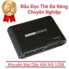 Mua Đầu Đọc Thẻ Nhớ Đa Năng Ssk Chuyen Nghiệp Vỏ Sắt Hộp Nhom Rẻ Trong Vietnam