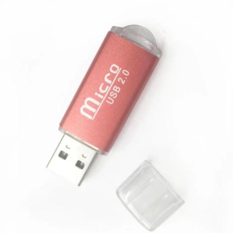 Đầu đọc thẻ nhớ MicroSD nhôm cao cấp