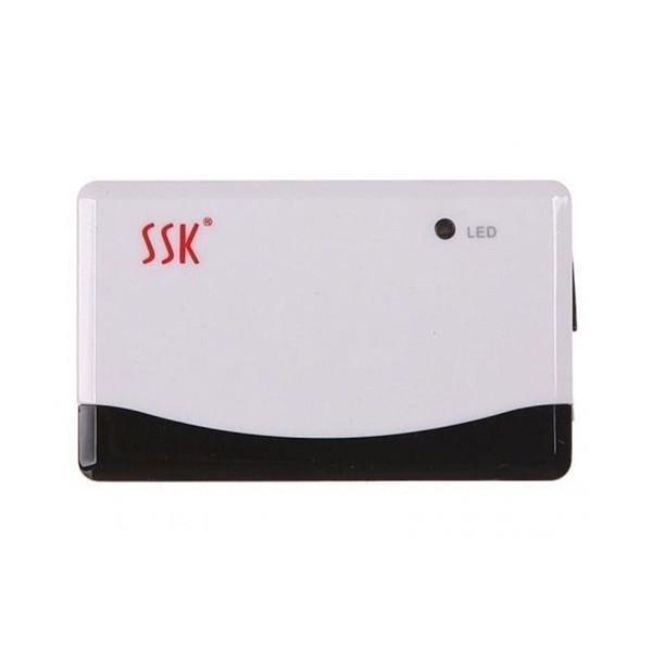 Đầu đọc thẻ nhớ USB 2.0 SSK SCRM010