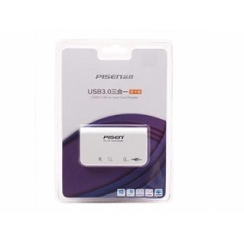 Đầu đọc thẻ Pisen TS-E081 USB 3.0 All in one