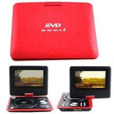 Hình ảnh Đầu DVD Portable EVD 988 9.8inch (Đỏ)