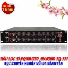 Ôn Tập Đầu Lọc Xi Equalizer Jinwuar Eq 551 Đen Trong Bình Dương