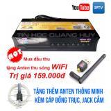 Mua Đầu Thu Dvb T2 Hung Việt Hv 168 Tặng Anten Thu Song Wifi Va Anten Thong Minh Hd Vjv Nguyên